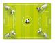 Vierkante voetballamp E14 40W