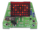Mini lichtkrant soldeerkit