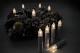Draadloze kerstlampjes op batterijen