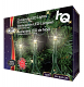 Kerstverlichting voor in de boom 100 LED warm wit 2.1W