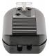 LED vloerdimmer 1-60W zwart