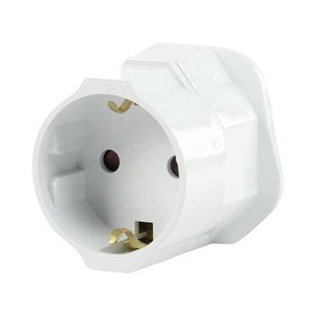 EU to UK Adaptor Plug