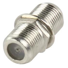 F-connector koppelstuk female-female