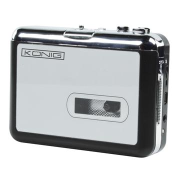 USB Cassetterecorder naar MP3 converter