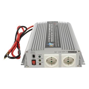 Omvormer 12V - 230V 1000 Watt