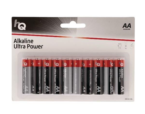 AA Batterijen, 10 stuks in blister