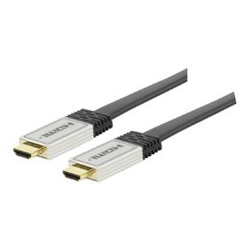 Extra hoge kwaliteit platte HDMI kabel [diverse lengtes]