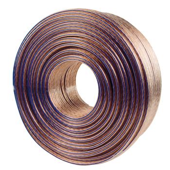 Luidspreker kabel 2x 4,0mm (100m op rol)