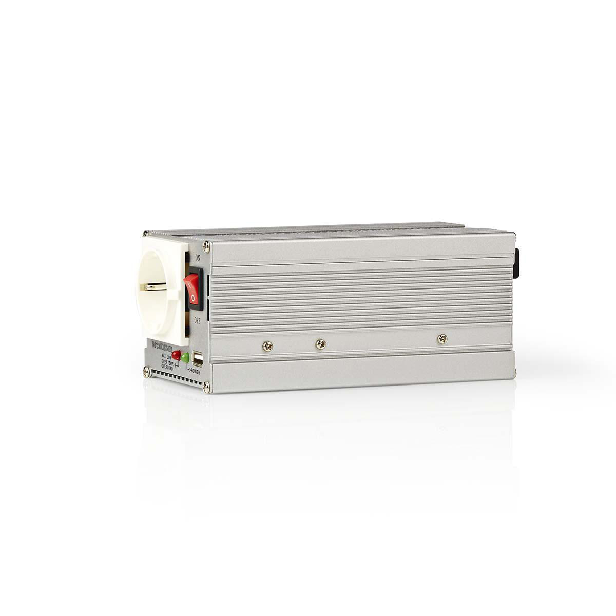 Omvormer 12V 230V 300W USB