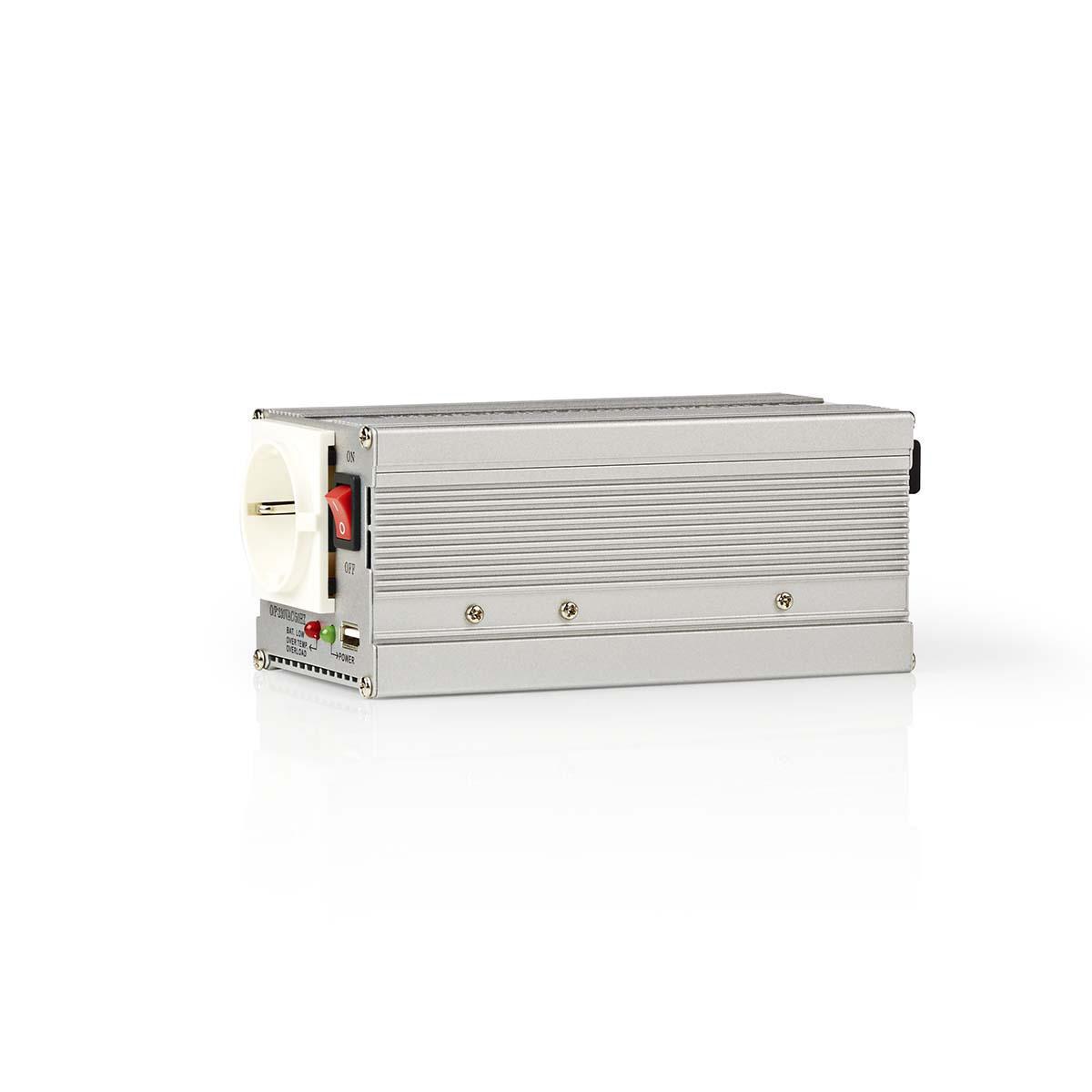 Vrachtwagen 24V > 230V omvormer 300W USB