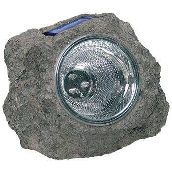 LED Steenlamp op zonne-energie