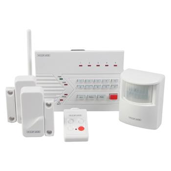 Eenvoudig draadloos alarmsysteem