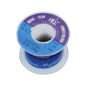 Hq Tin 100 npb Loodvrije Soldeertin 1,00 mm 100 G