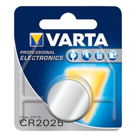 CR2025 knoopcel batterij Varta