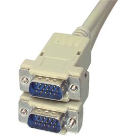 VGA Kabel 1,8 / 3,0 meter