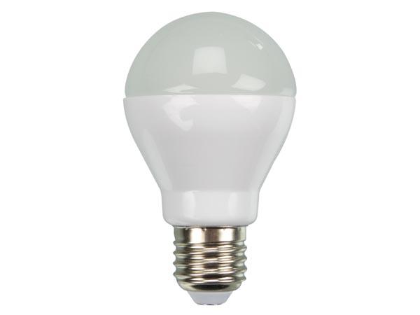 LED peertje E27 10W vervangt 60W gloeilamp warm wit