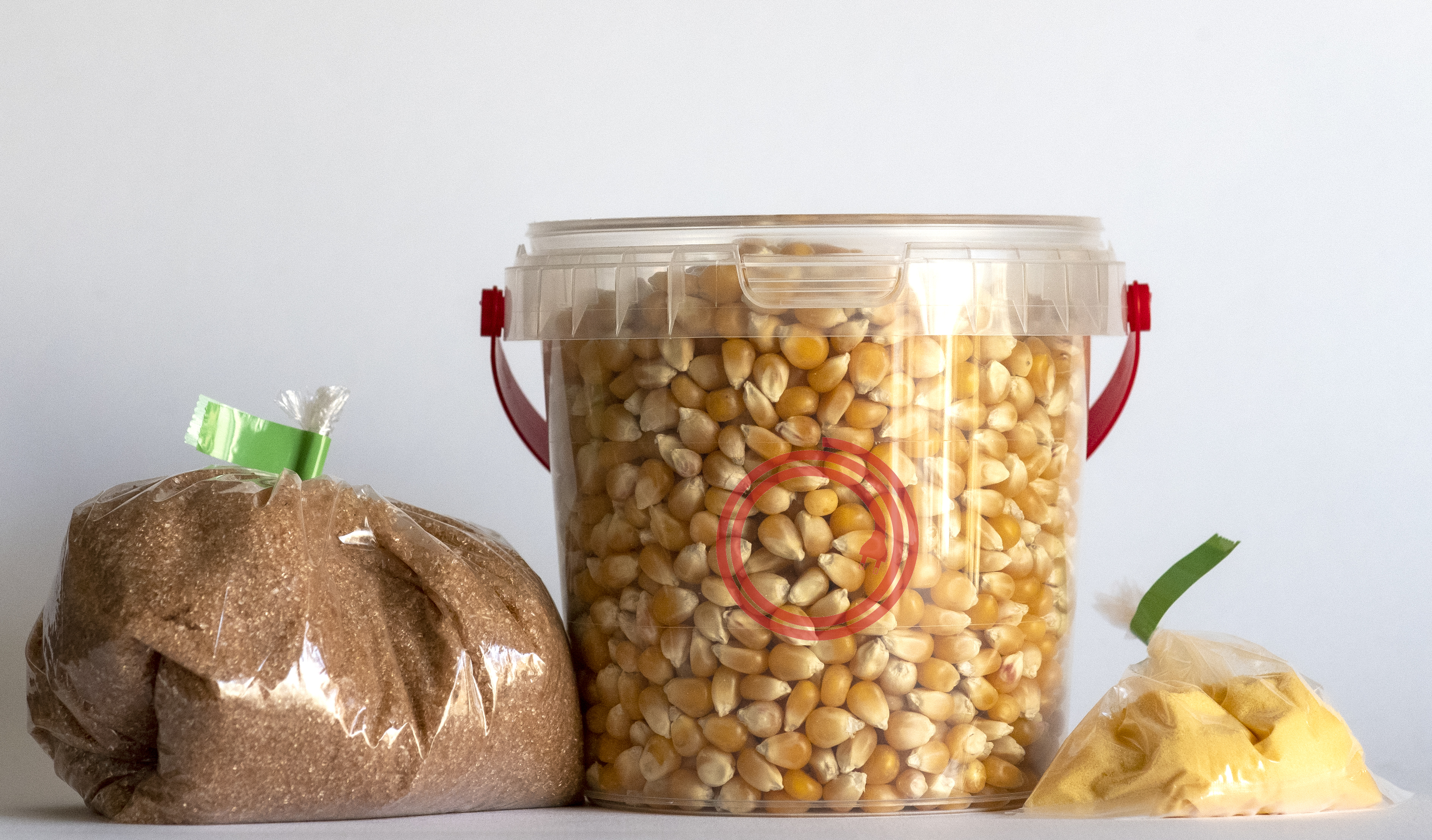 Popcorn mais voor popcornmachines (zoet of zout)