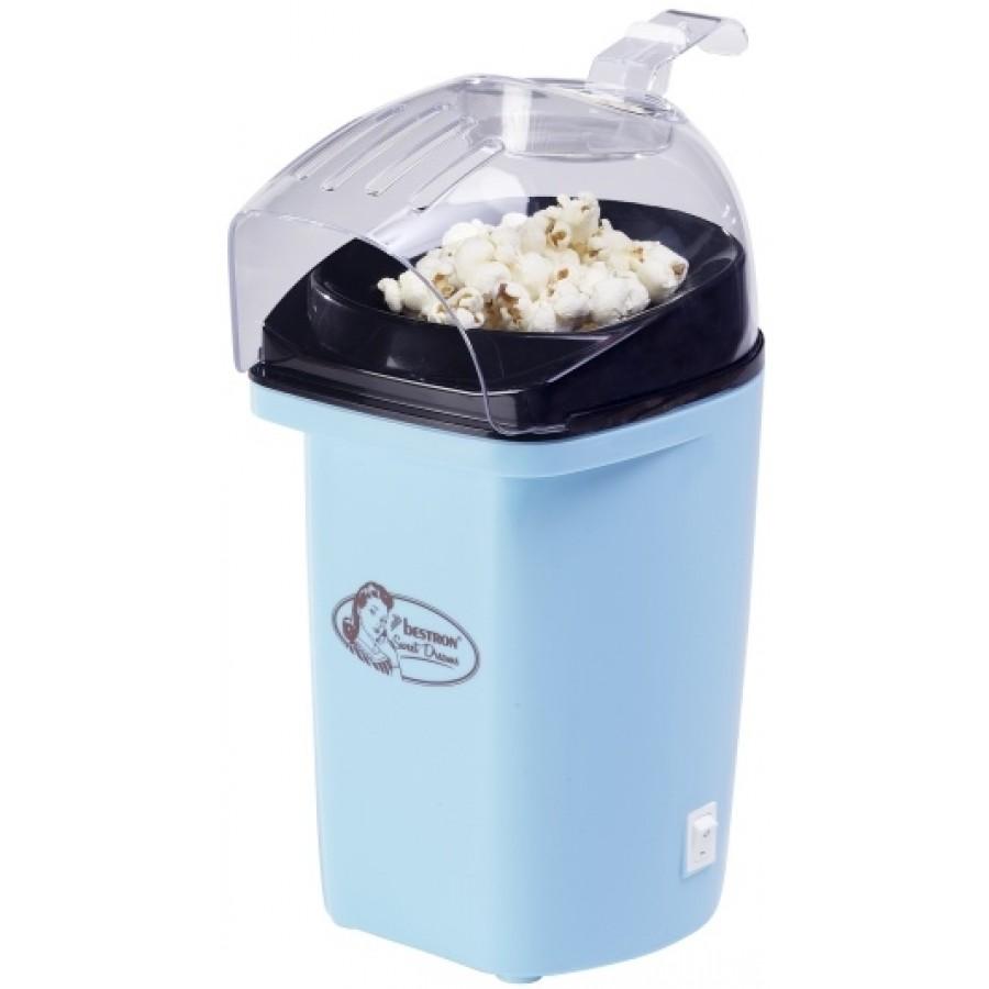 Popcornmaker Bestron DPC1 blauw
