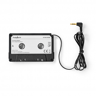 MP3 speler naar cassette adapter