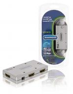 Ultra HDMI-switch 4-poorts Bandridge