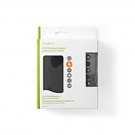 Notebookadapter universeel met vijf stekkers 45W 9.5V - 1A USB