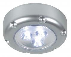 LED pushlight met druktoets