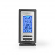 Thermo hygrometer weerstation met alarm en buitentemperatuur