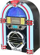 Retro mini jukebox met Bluetooth, FM-radio en CD-speler