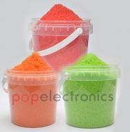 Suiker voor suikerspin inclusief 50 Stokjes, suikerspinsuiker in diverse smaken
