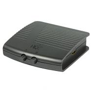2-poorts HDMI-schakelaar zwart 3D Full HD