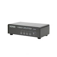 4-poort VGA splitter