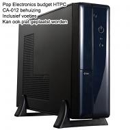 Computer samenstellen: Budget HTPC