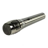 Dynamische metalen microfoon, brons kleur
