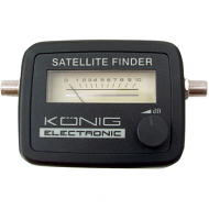 Satfinder - signaalsterktemeter