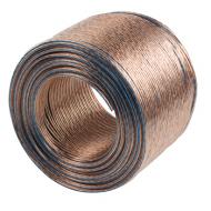 Luidspreker kabel 2x 1,5mm (100m op rol)