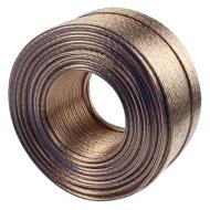 Luidspreker kabel 2x 2,5mm (100m op rol)