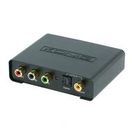 Component naar HDMI omvormer met audio