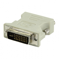 DVI naar VGA verloopadapter