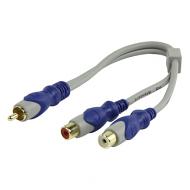Tulp split kabel 0,2m deluxe