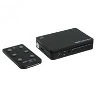 4-poorts HDMI 1.4 switch met 3D ondersteuning