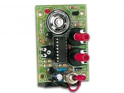 Soldeerkit metronoom met speaker en LED