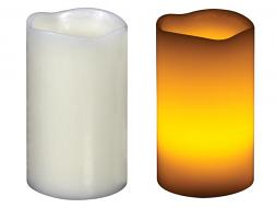 LED kaars op batterijen