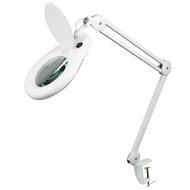 Loeplamp met 3D lens 22W wit