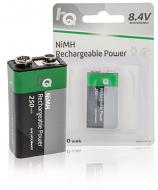 Oplaadbare NiMH E batterij 250mAh