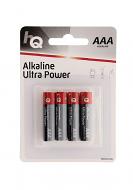 AAA Batterijen, 4 stuks in blister