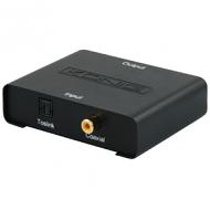 S/PDIF digitaal naar analoog audio omvormer